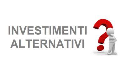 Investimenti alternativi: quali rischi e quali opportunità