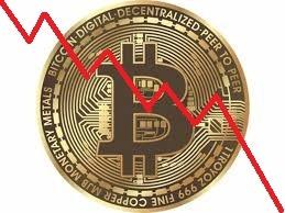 Il crollo del Bitcoin e non ci dispiace
